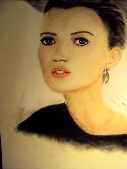 Kate Moss par ely1605